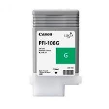 ��������� �������� Canon PFI-106G Green 6628B001