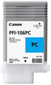 ��������� �������� Canon PFI-106PC Photo Cyan 6625B001
