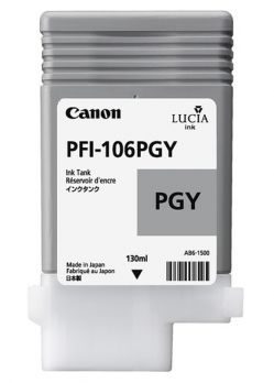 ��������� �������� Canon PFI-106PGY Photo Grey 6631B001