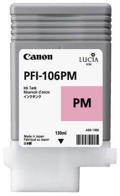 ��������� �������� Canon PFI-106PM Photo Magenta 6626B001