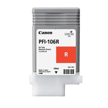 ��������� �������� Canon PFI-106R Red 6627B001