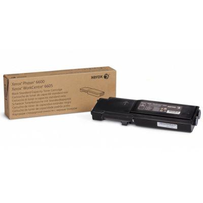 Картридж Xerox Black/Черный (106R02252)