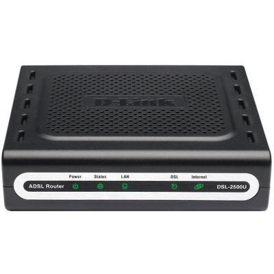 Wi-Fi роутер D-Link DSL-2500U/BA/D4A (DSL-2500U/BA/D4B)