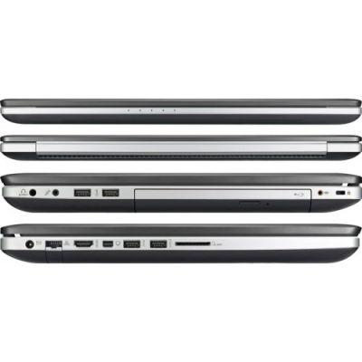 Ноутбук ASUS N750JV-T4009H 90NB0201-M00090