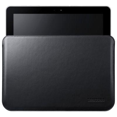 Чехол Samsung для Galaxy Tab P7500 Black EFC-1B1LBECSTD