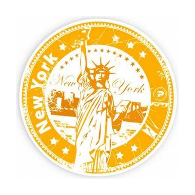 Коврик для мыши Port Designs Eco New York Stamp 180661