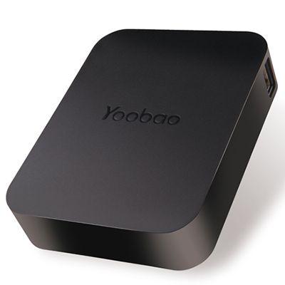Аккумулятор Yoobao Power Bank YB-647 10400mAh Cube Black