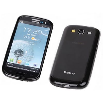 ����� Yoobao Protect Case for Samsung Galaxy S3/i9300i Black