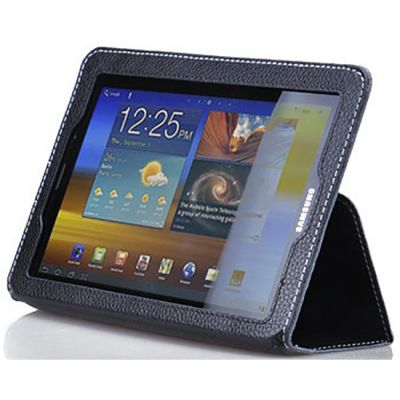 Чехол Yoobao Executive Leather Case for Samsung Galaxy Tab P6800 Black