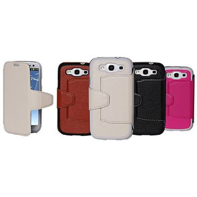 ����� Yoobao Executive Leather Case for Samsung Galaxy S3 Black