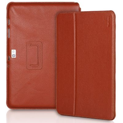 ����� Yoobao Executive Leather Case for Samsung Galaxy Note 10.1 Brown