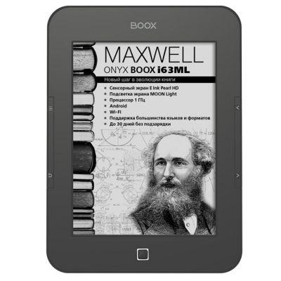����������� ����� Onyx Boox i63ML Maxwell Grey