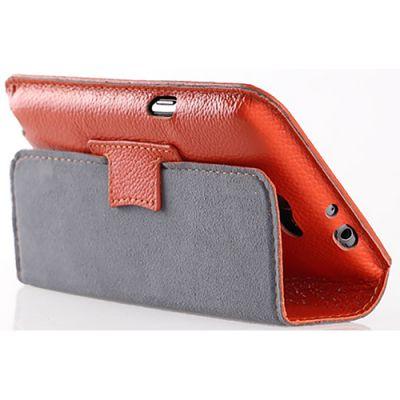 Чехол Yoobao Executive Leather Case for Samsung Note2 (N7100) Orange