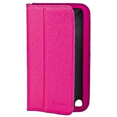 Чехол Yoobao Executive Leather Case for Samsung Note2 (N7100) Pink
