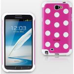 Чехол Yoobao 3 in 1 Protect Case for Samsung Galaxy Note 2 N7100 Pink