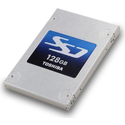 SSD-диск Toshiba THNSNH128GCST 128 Gb