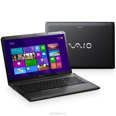 Ноутбук Sony VAIO SV-E1513U1R/B