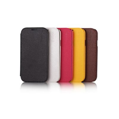 Чехол Yoobao Slim Leather Case for Galaxy S4 ( i9500) Brown