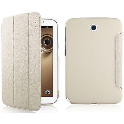Чехол Yoobao Slim Leather Case for Samsung Galaxy Note8.0 N5100 White