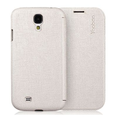Чехол Yoobao Slim Leather Case for Galaxy S4 ( i9500) White