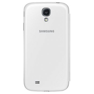 Чехол Samsung для Galaxy S4 i9500 White EF-CI950BWE