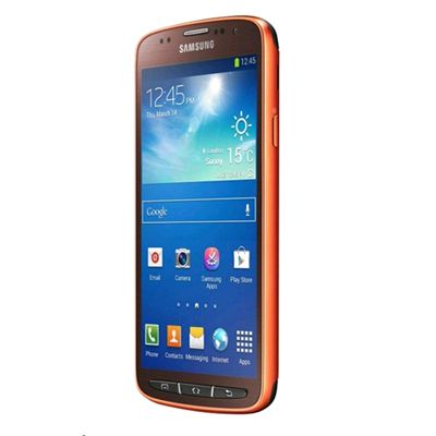 Смартфон Samsung Galaxy S4 Active Orange Flare GT-I9295ZOASER