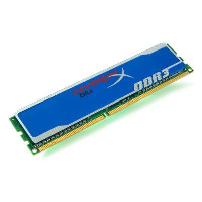 ����������� ������ Kingston dimm 2GB 1333MHz DDR3 Non-ECC CL9 Single Rank KHX1333C9D3B1/2G