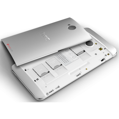 �������� HTC One dual sim silver