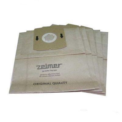 Zelmer Бумажные мешки для пылесосов A15000050.00