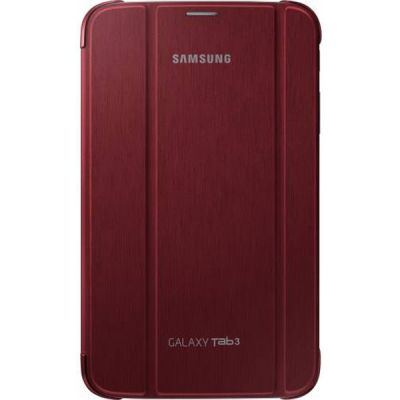 "Чехол Samsung для Galaxy Tab 3 8""/SM-T310 3G Garnet Red EF-BT310BREGRU"
