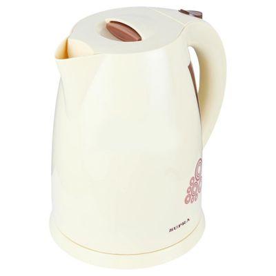 Электрический чайник Supra KES-1705 beige