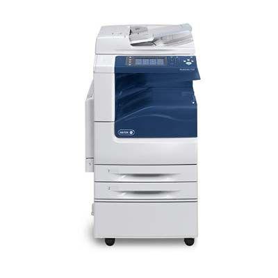 МФУ Xerox WorkCentre 7200 с 2 лотками и тумбой 7225CP_S