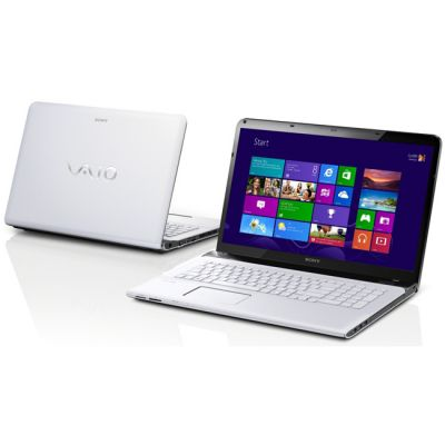 Ноутбук Sony VAIO SV-E1713M1R/W