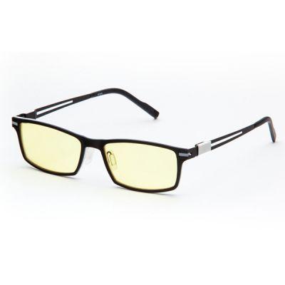Очки SP Glasses AF070 titanium (черно-белый) AF070_BW