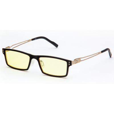 Очки SP Glasses AF071 titanium(черно-кремовый) AF071_BC