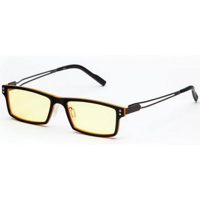 Очки SP Glasses AF071 titanium(черно-оранжевый) AF071_BO