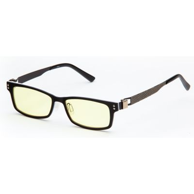 Очки SP Glasses AF072 titanium(черно-белый) AF072_BW