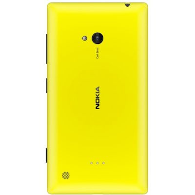 Смартфон Nokia Lumia 720 (желтый)