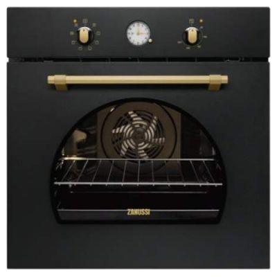 Встраиваемая электрическая духовка Zanussi ZOB33701CR