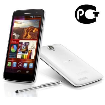 �������� Alcatel Scribe HD 8008D White