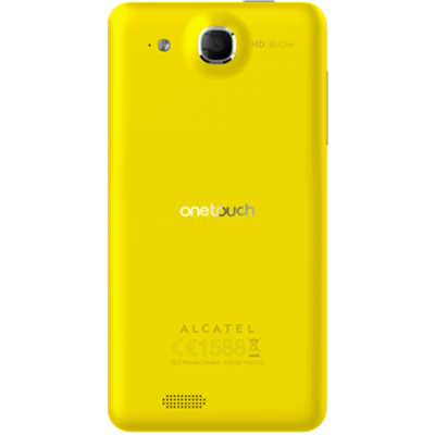 �������� Alcatel Idol Ultra OT-6033X Yellow