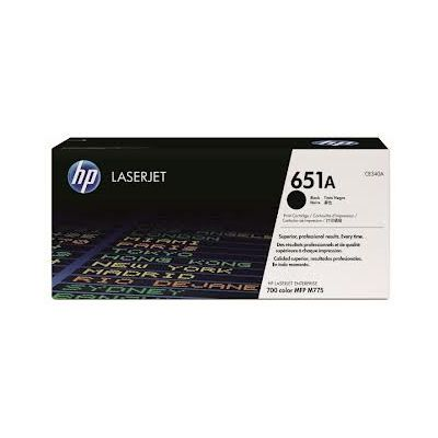 Картридж HP 651A Black/Черный (CE340A)