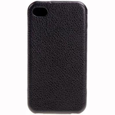 Чехол Continent IF-21 BK Black for iPhone 4/4GS