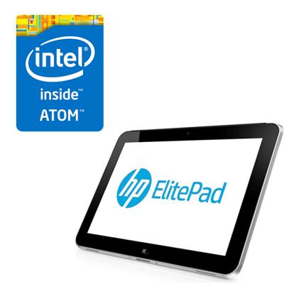 Планшет HP ElitePad 900 (1.5GHz) 32Gb (Silver) H5F39EA