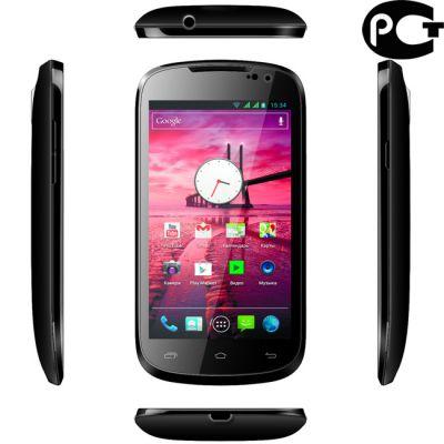 Смартфон Highscreen Spark Black