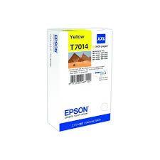 Картридж Epson Yellow/Желтый (C13T70144010)