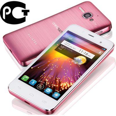 Смартфон Alcatel Star 6010/6010D Pink