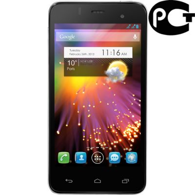 �������� Alcatel Star Dual Sim 6010D Gun / Grey