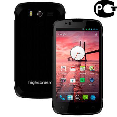 Смартфон Highscreen Boost (Black)