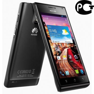 Смартфон Huawei Ascend P1 Black (U9200)